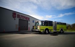 Grace Chapel Fire Department