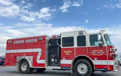 Custom Pumper – Grand Haven Public Safety, MI