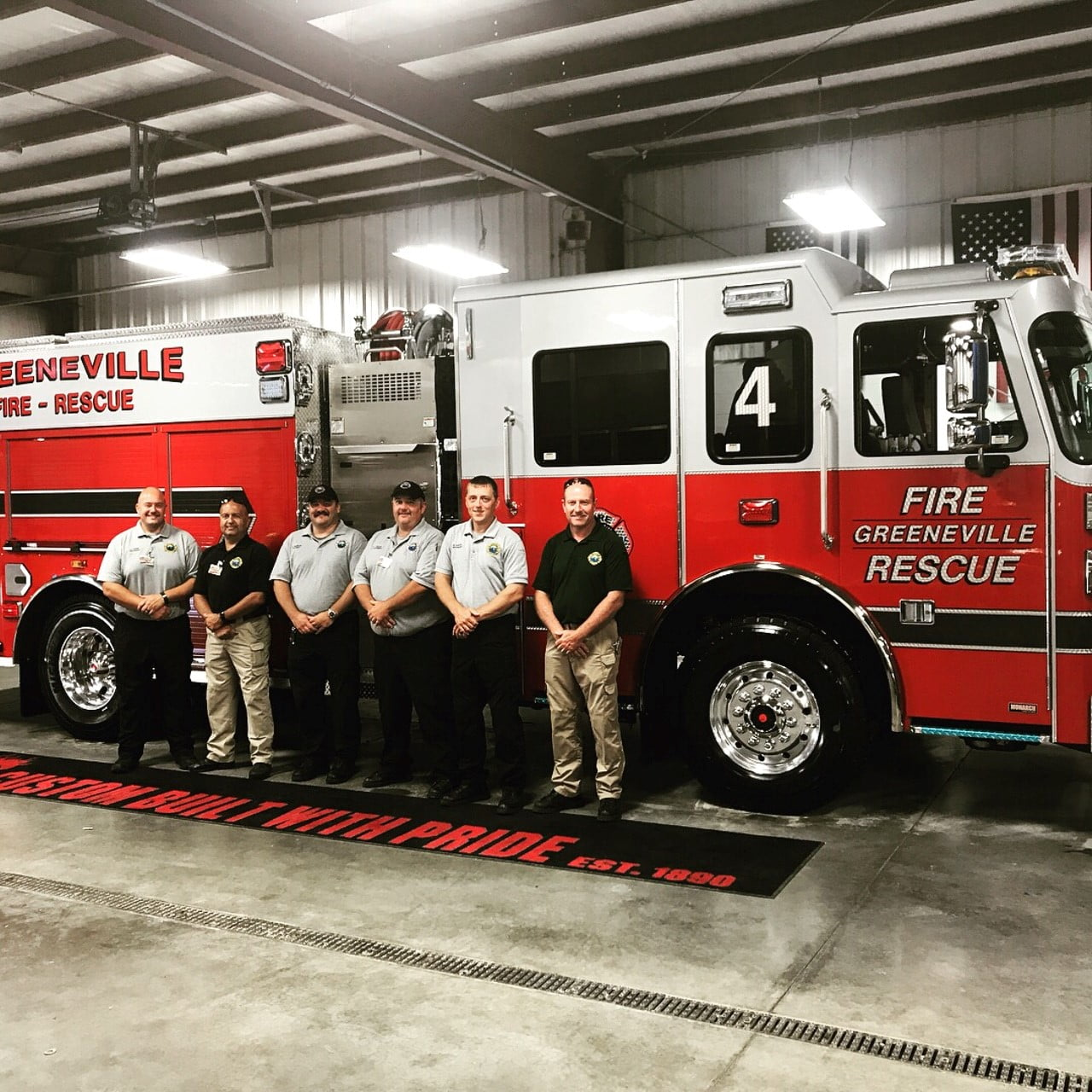 Heavy Duty Commercial Pumpers Sutphen