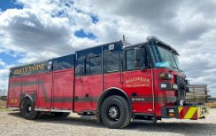 Custom Pumper – Hallsville Fire Department, TX