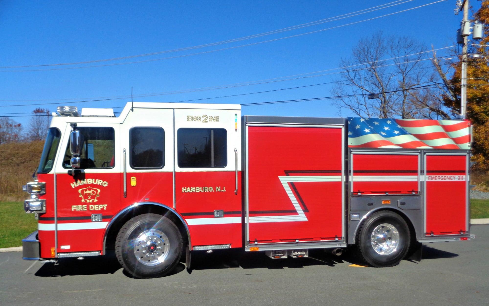 Hamburg Fire Department
