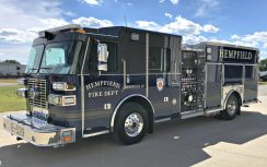 Custom Pumper – Hempfield Fire Department, PA