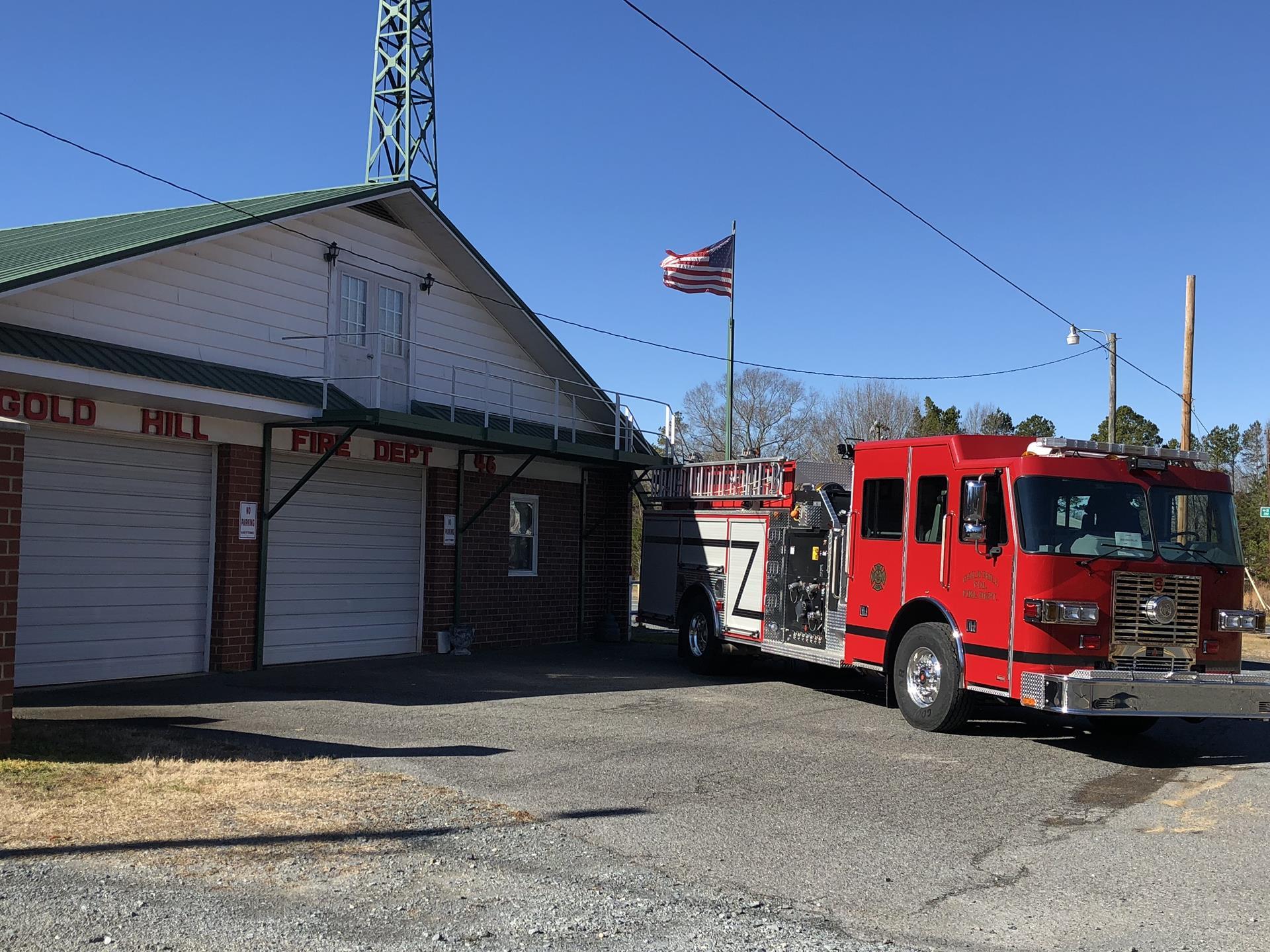 East Gold Hill Fire Department