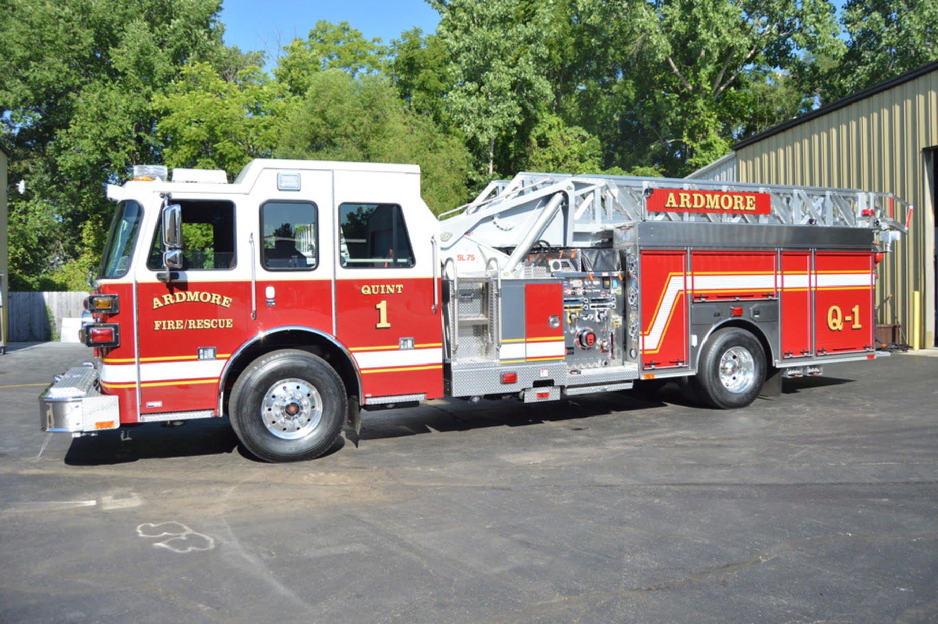 Ardmore Fire Department, OK