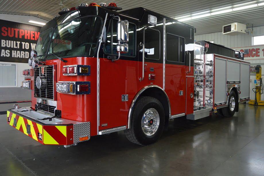 SL 75 – Gwinnett Co Fire & Rescue, GA