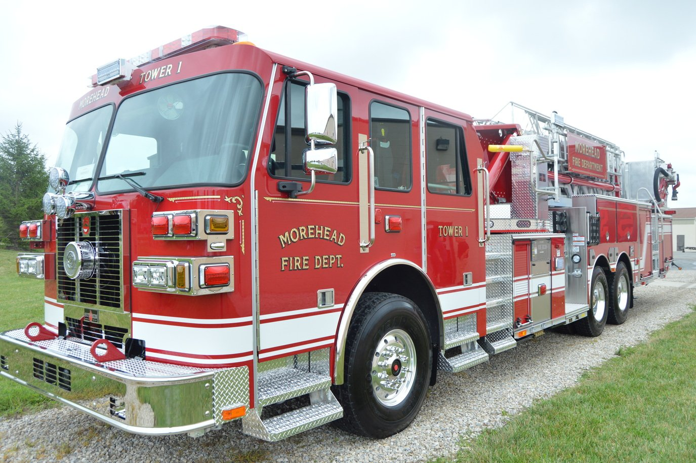 SPH 100 – Morehead Fire Department, KY