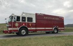 Savannah Fire Department, GA