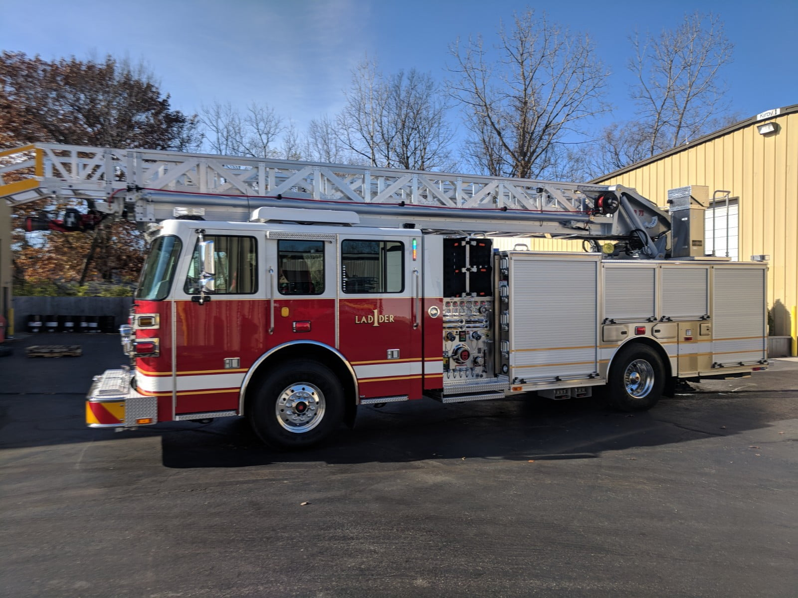 Painesville Fire Department, OH