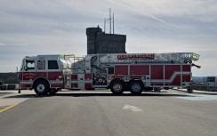 St. John's Regional Fire Department, Newfoundland