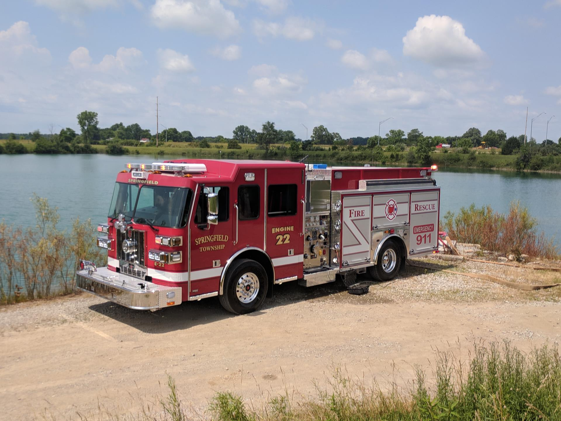 Springfield Township Fire Department, OH