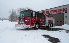 Custom Tanker – Claremont Fire Department, NH