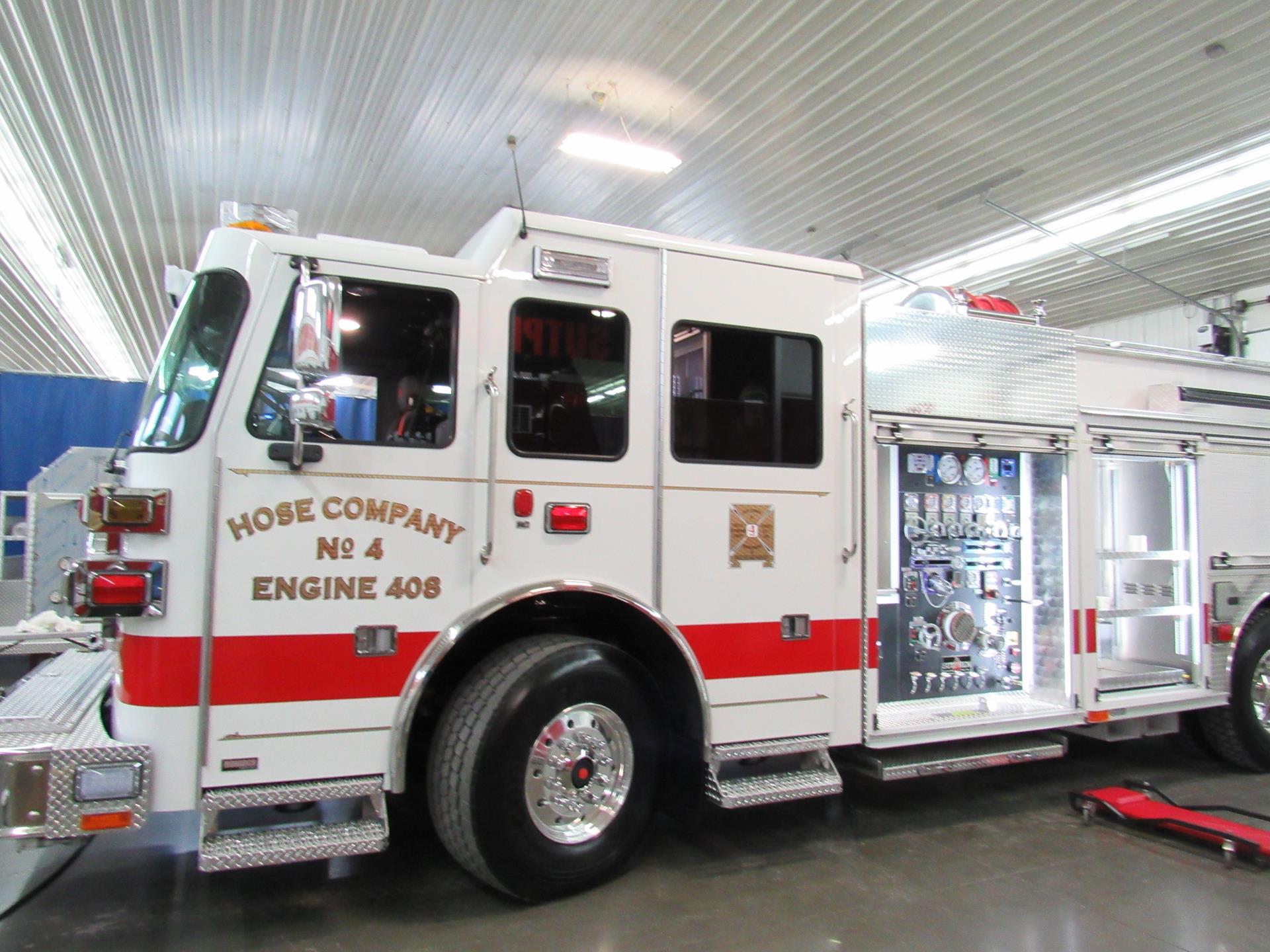 Rockingham County Fire Rescue, VA