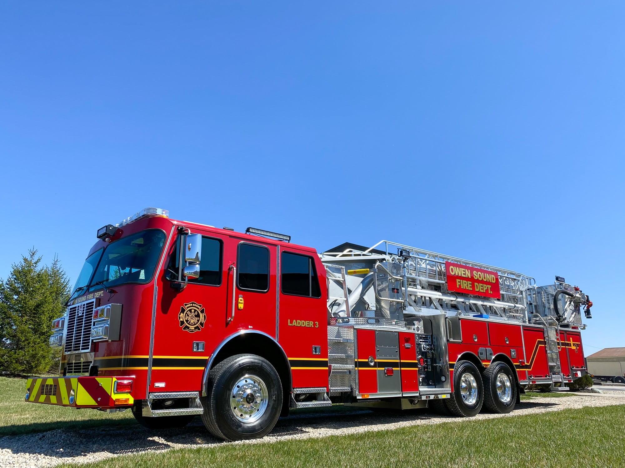 Owen Sound Fire Department
