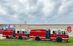Custom Pumpers – Wausau Fire Department, WI