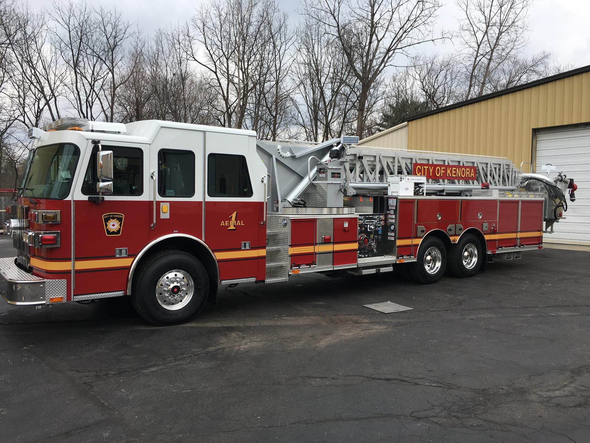 SP 95 – City of Kenora Fire Department, ON