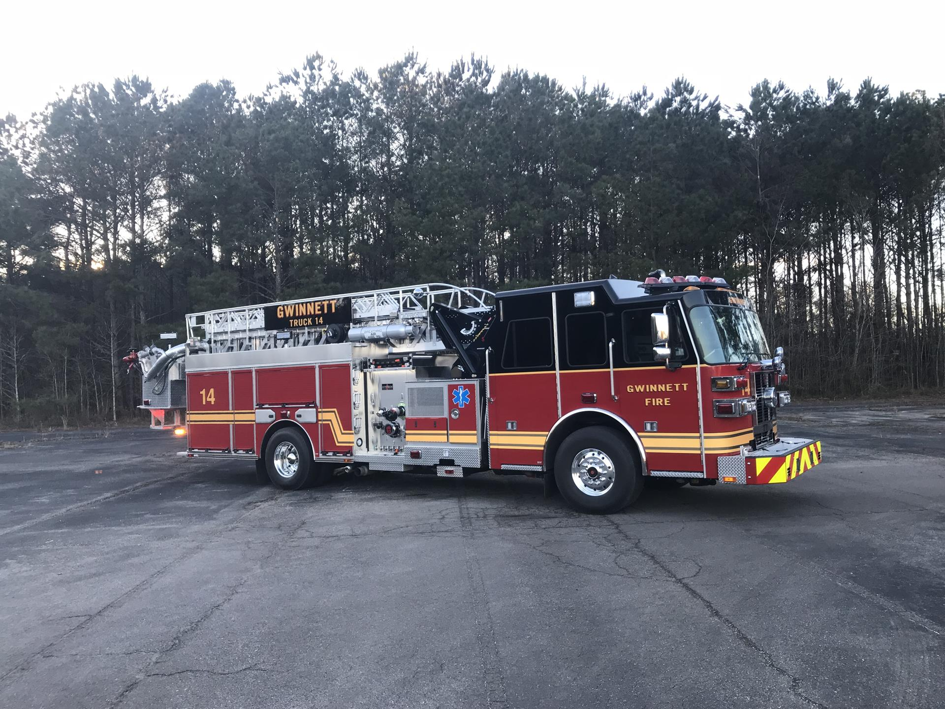 Gwinnett County Fire/Emergency Services, GA