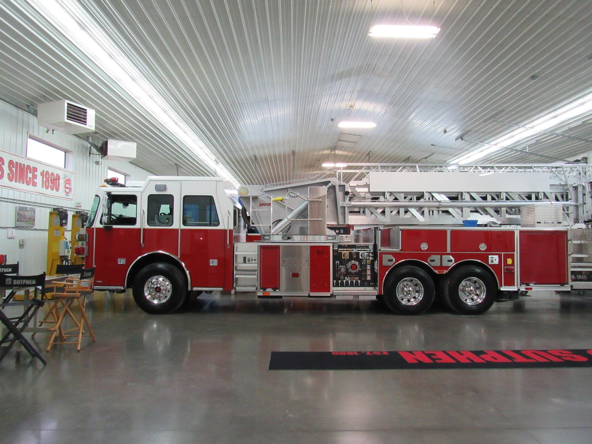Columbia Fire Department, MO