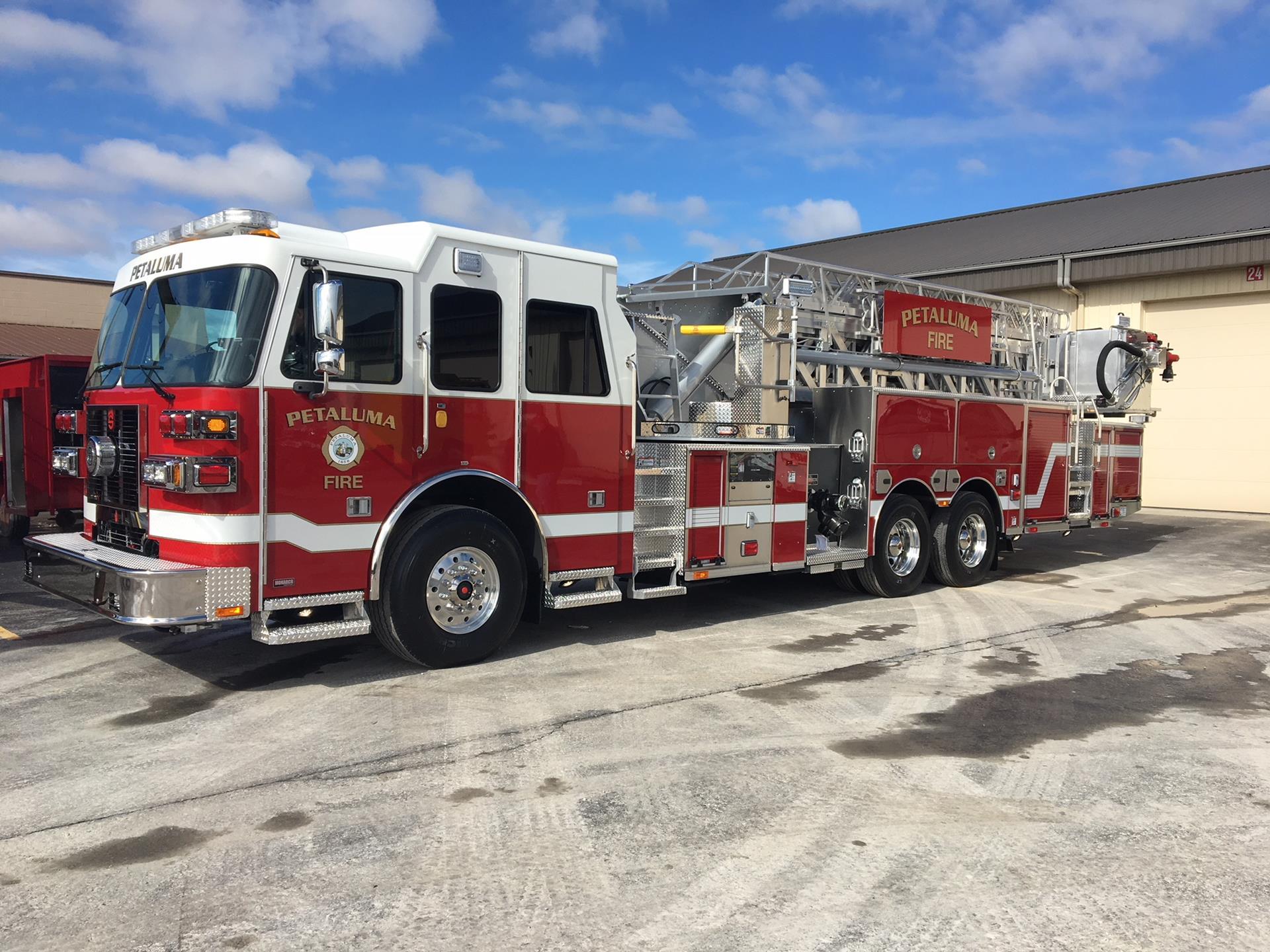 Petaluma Fire Department