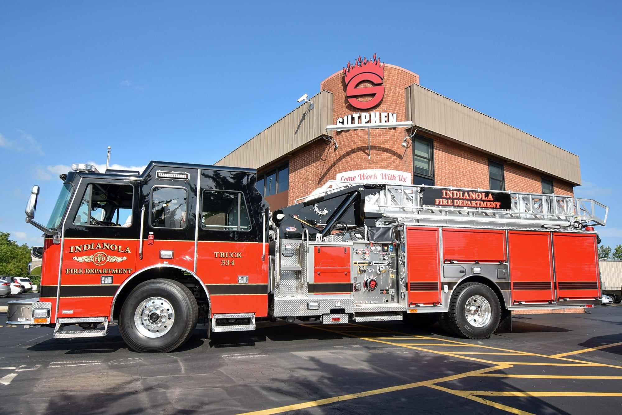 Indianola Fire Department