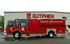 Custom Rescue Pumper – Jefferson Fire Department, NY