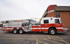 SL 100 – Kenosha Fire Department, WI