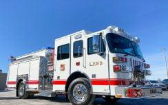 Custom Pumper – La Porte Fire Department, TX