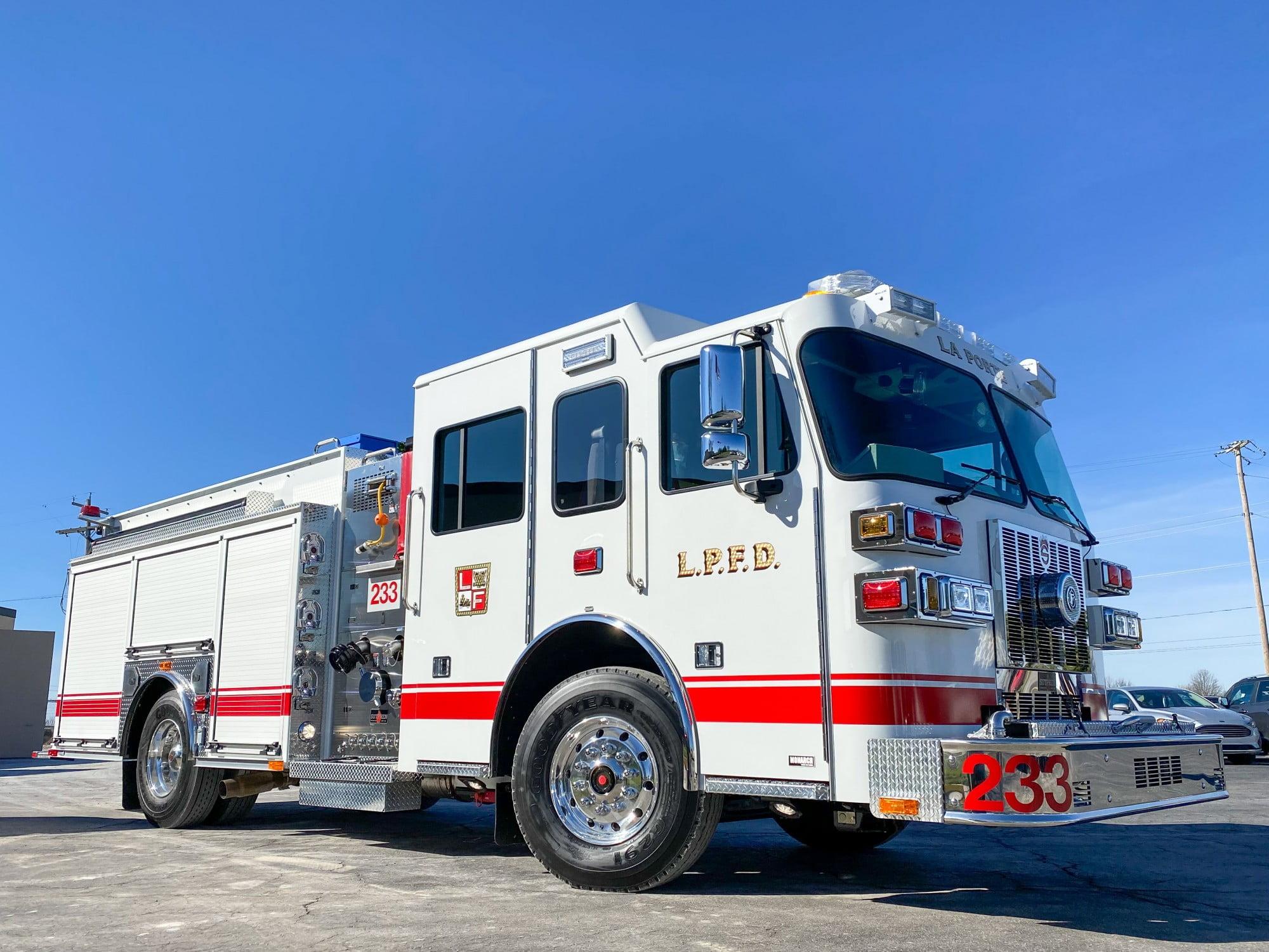 La Porte Fire Department, Texas