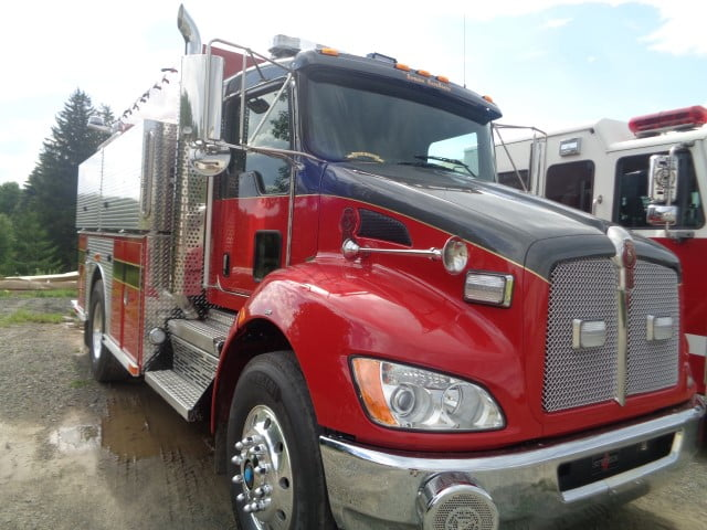 Commercial Tanker – Lexington County Fire Services, SC