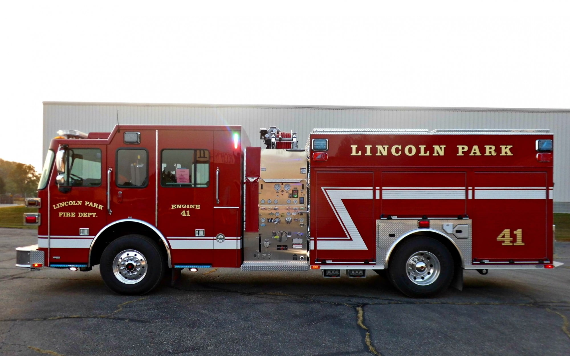 Lincoln Park Fire Department
