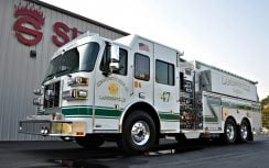 Custom Tanker – Community Fire Company, PA