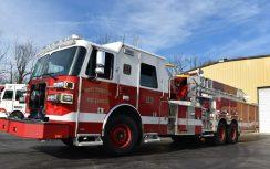 SL 100 – North Ridgeville Fire and Rescue, OH