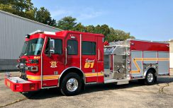 Madison Township Fire Department, IN