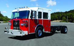 Fire Truck Chassis Manufacturers