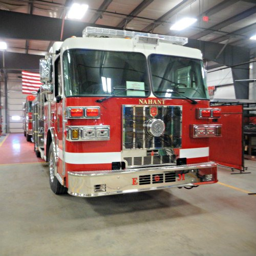 Nahant Fire Department