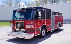Newnan Fire Department, GA