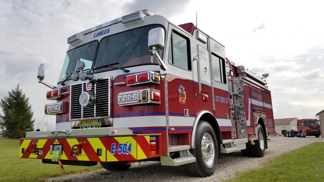 Custom Pumper – New Kent Fire Rescue, VA