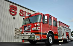 Custom Tanker – Northern Union Join Fire District, OH