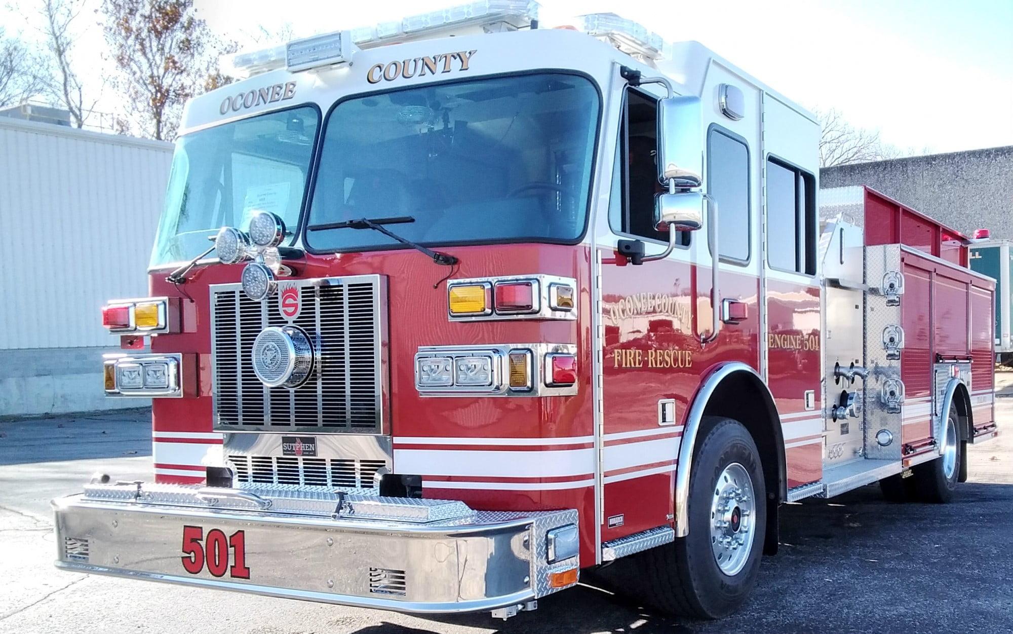 Oconee County Fire Rescue