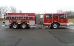 Custom Tanker – Johnston Township Fire Department, OH