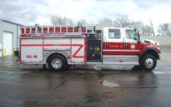 Commercial Pumper – Philippi Volunteer Fire Department, WV