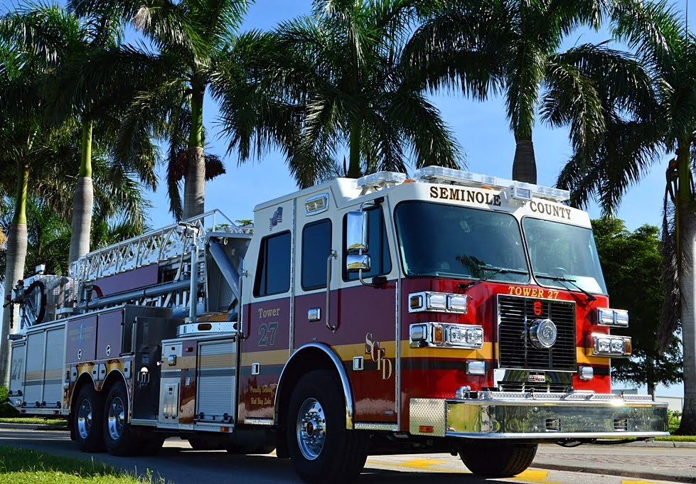 SPH 100 – Seminole County Fire Rescue, FL