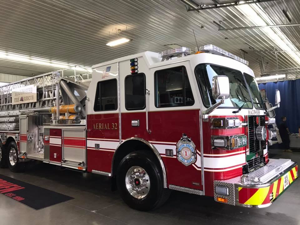 SP 100 – Macon-Bibb County Fire Department, GA