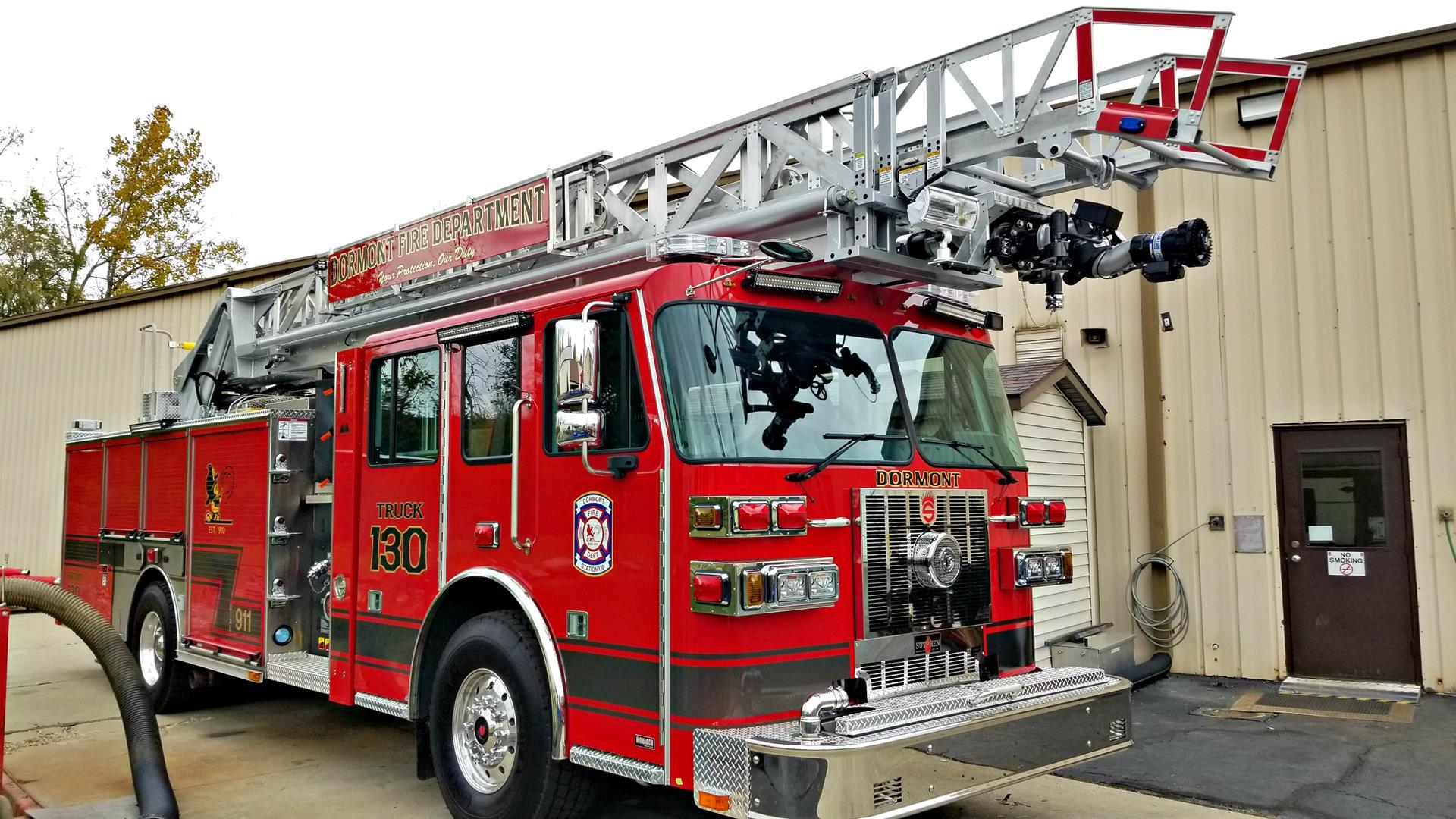 SLR 75 – Dormont Fire Department, PA