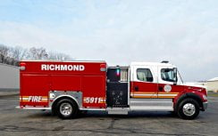 Commercial Tanker – Richmond Volunteer Fire and Rescue Company, OH