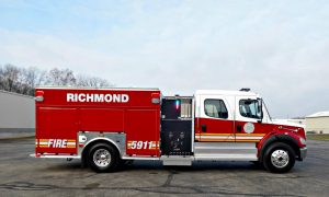 Richmond Volunteer Fire and Rescue Company
