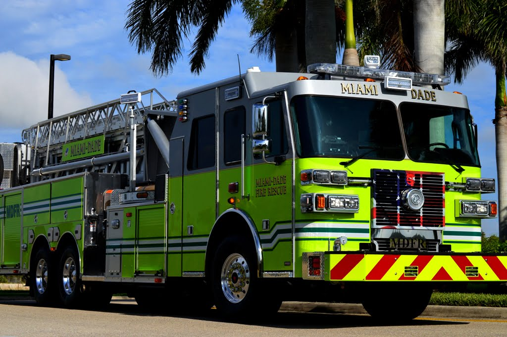 SPH 100 – Miami-Dade Fire Rescue, FL