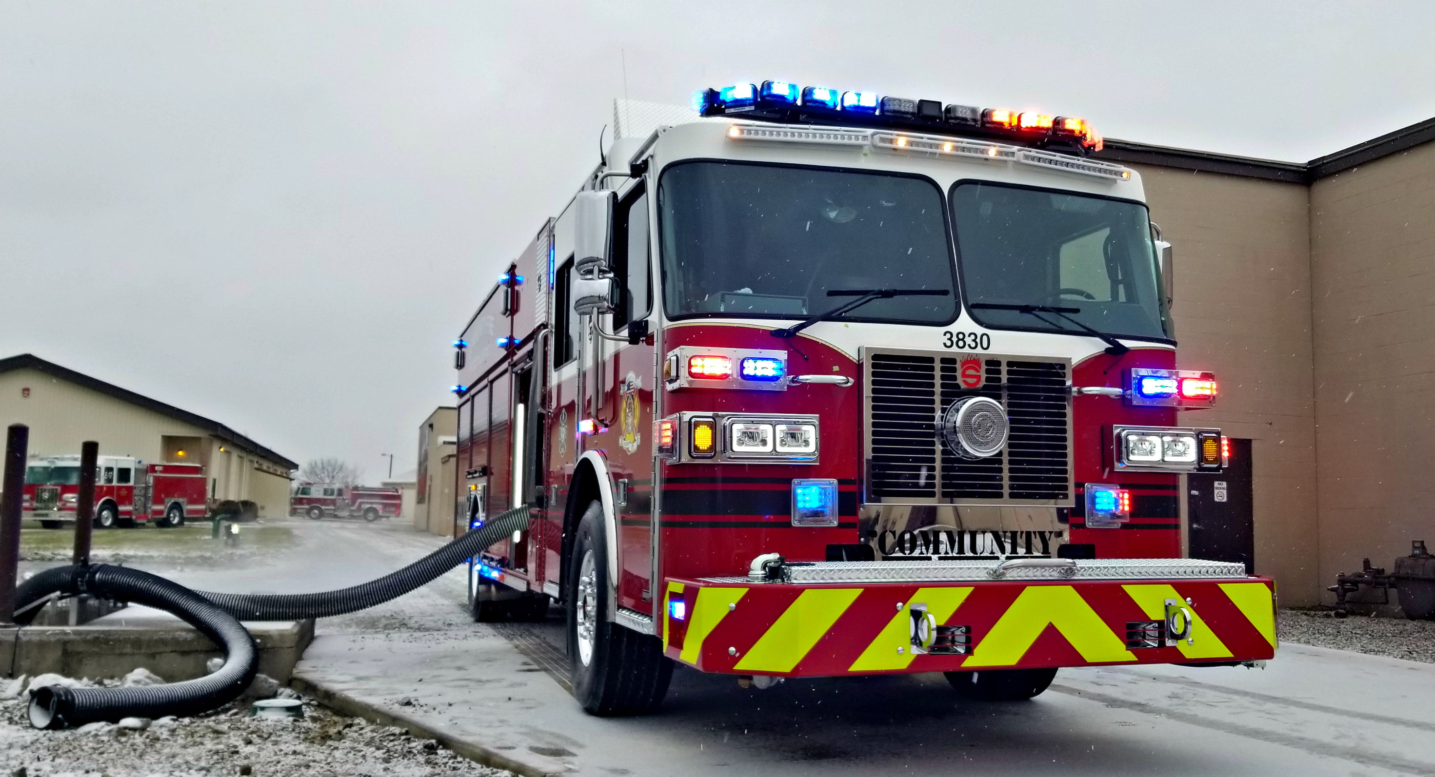 Custom Pumper – Community Fire Protection District, MO