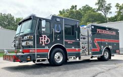 Custom Pumper – Pedernales Fire Department, TX