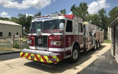 SL 100 – New Kent Fire Rescue, VA