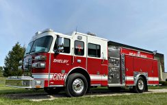 Shelby Township Fire Department